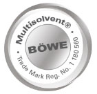 BOWE multisolvent
